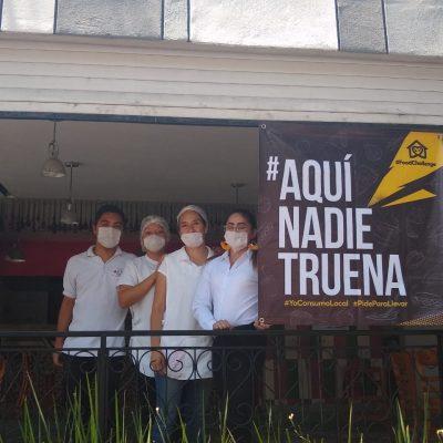 Aquí Nadie Truena Guadalajara